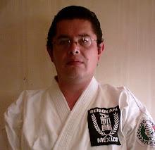 Instructor Jefe de Seigokan México