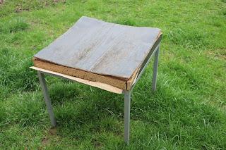 Klubbo IKEA side table