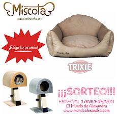 SORTEO INTERNACIONAL ESPECIAL ANIVERSARIO CON MISCOTA