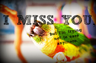 i miss you girly quote
