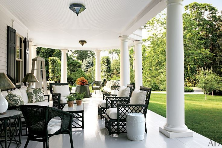 Great Southern Porch Inspiration
