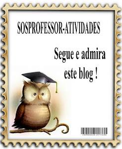 Blog SOS Professor-Atividades