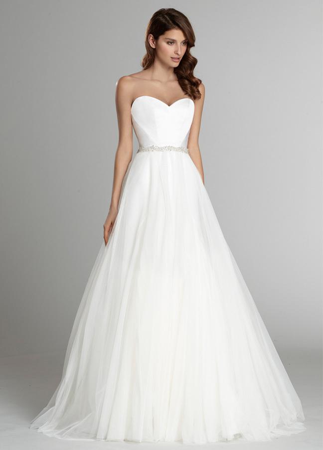 Alvina Valenta Princess A Line Wedding Gowns 2016