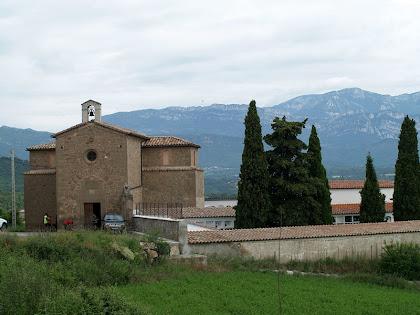 L'ermita de Santa Maria de l'Antiguitat de Casserres