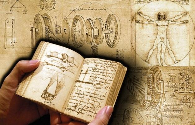 Картинки по запросу Лестерский кодекс, Леонардо да Винчи, 1506-1510 года