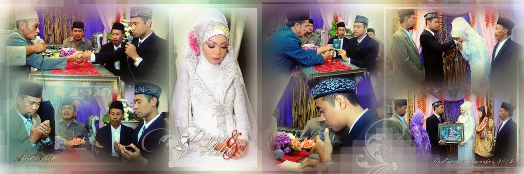 contoh foto wedding dan jasa fotografi Adib & Diyan