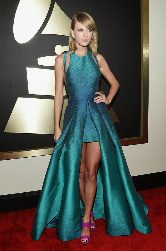 Best Dressed Celebrities at Grammy 2015
