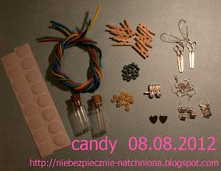 Candy u Niebezpiecznie Natchniona