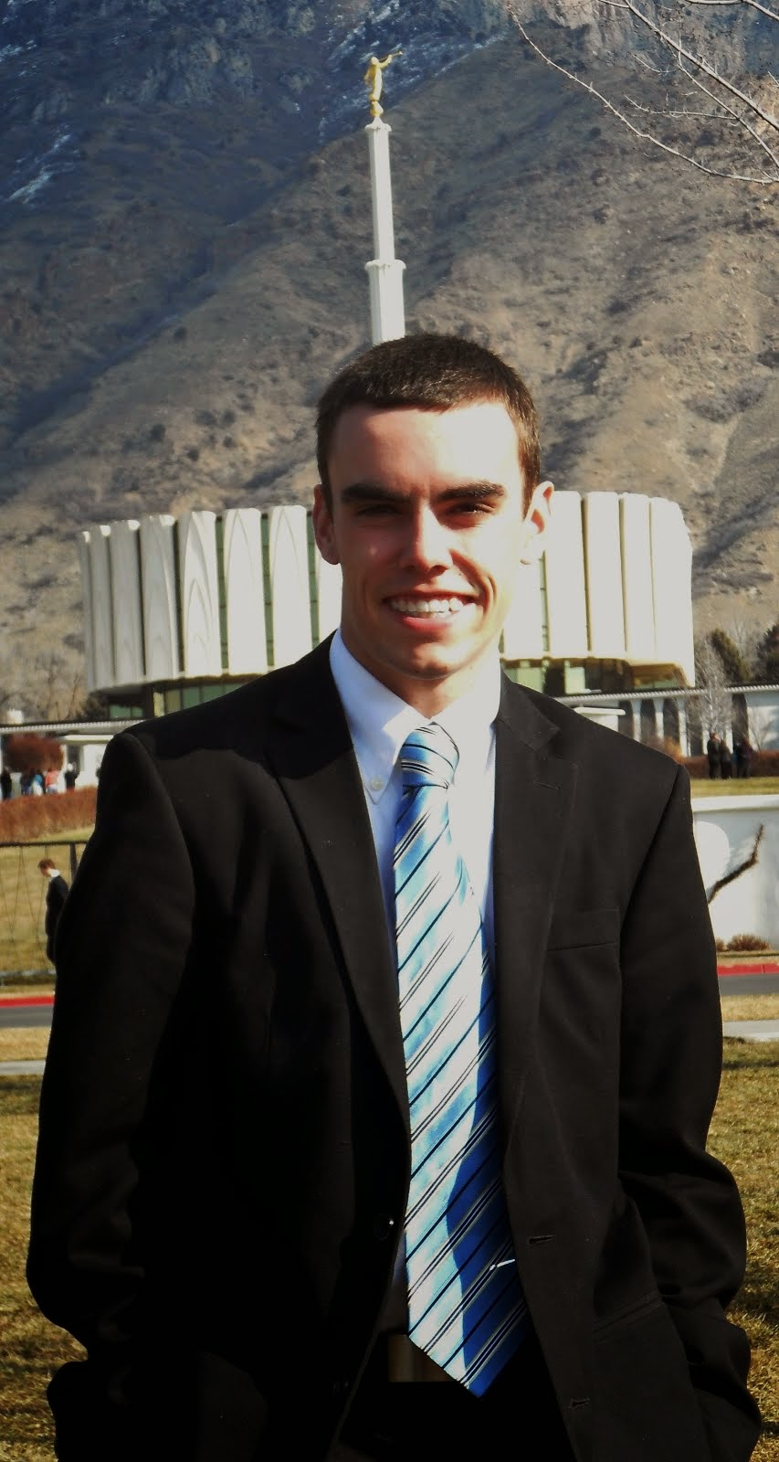 Elder Spencer Evans