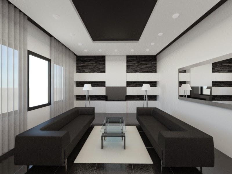 balance in an interior deedoque. Black Bedroom Furniture Sets. Home Design Ideas