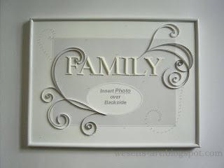 Quilling FAMILY 2   wesens-art.blogspot.com