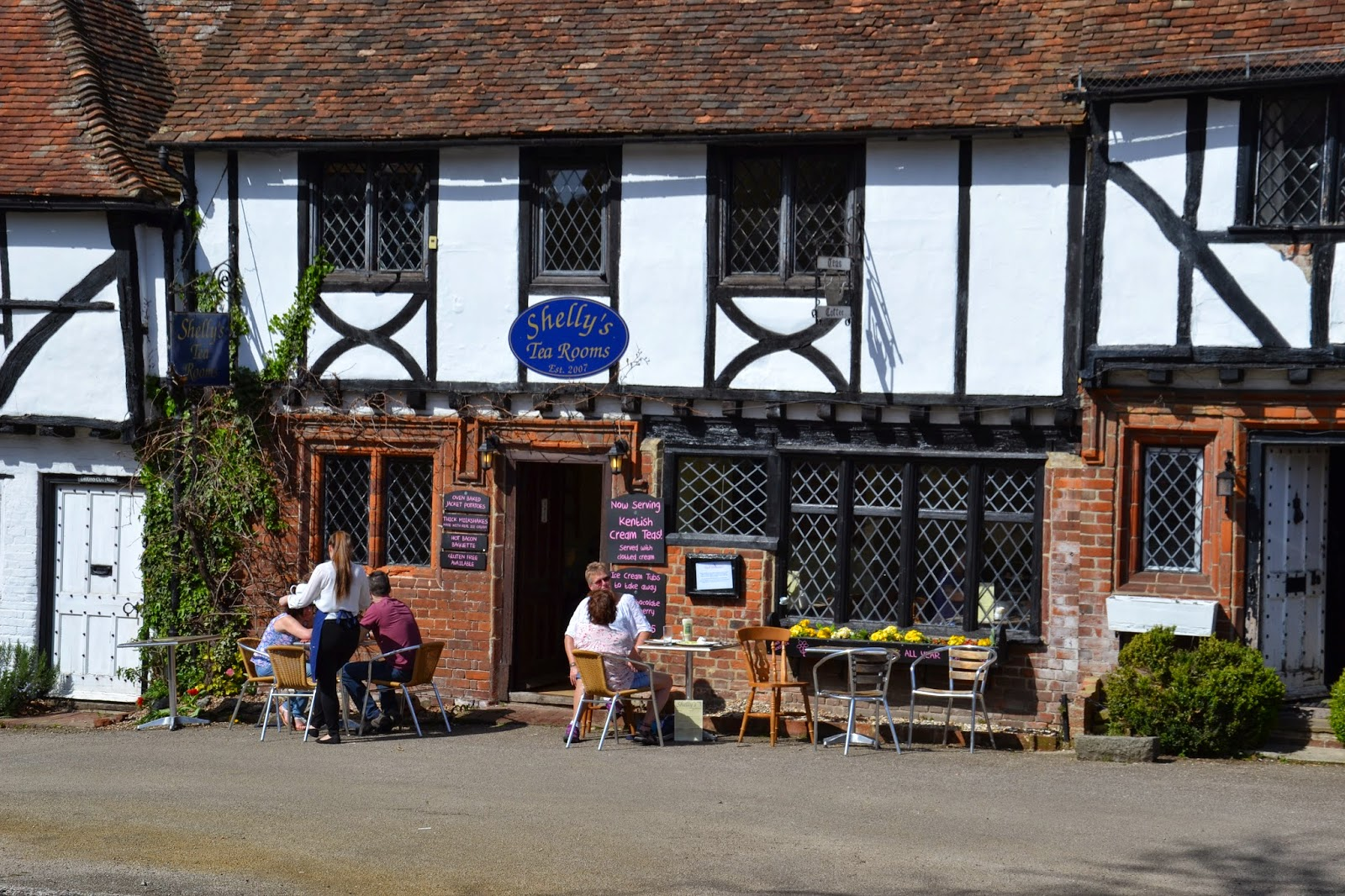 Tea room Chilham