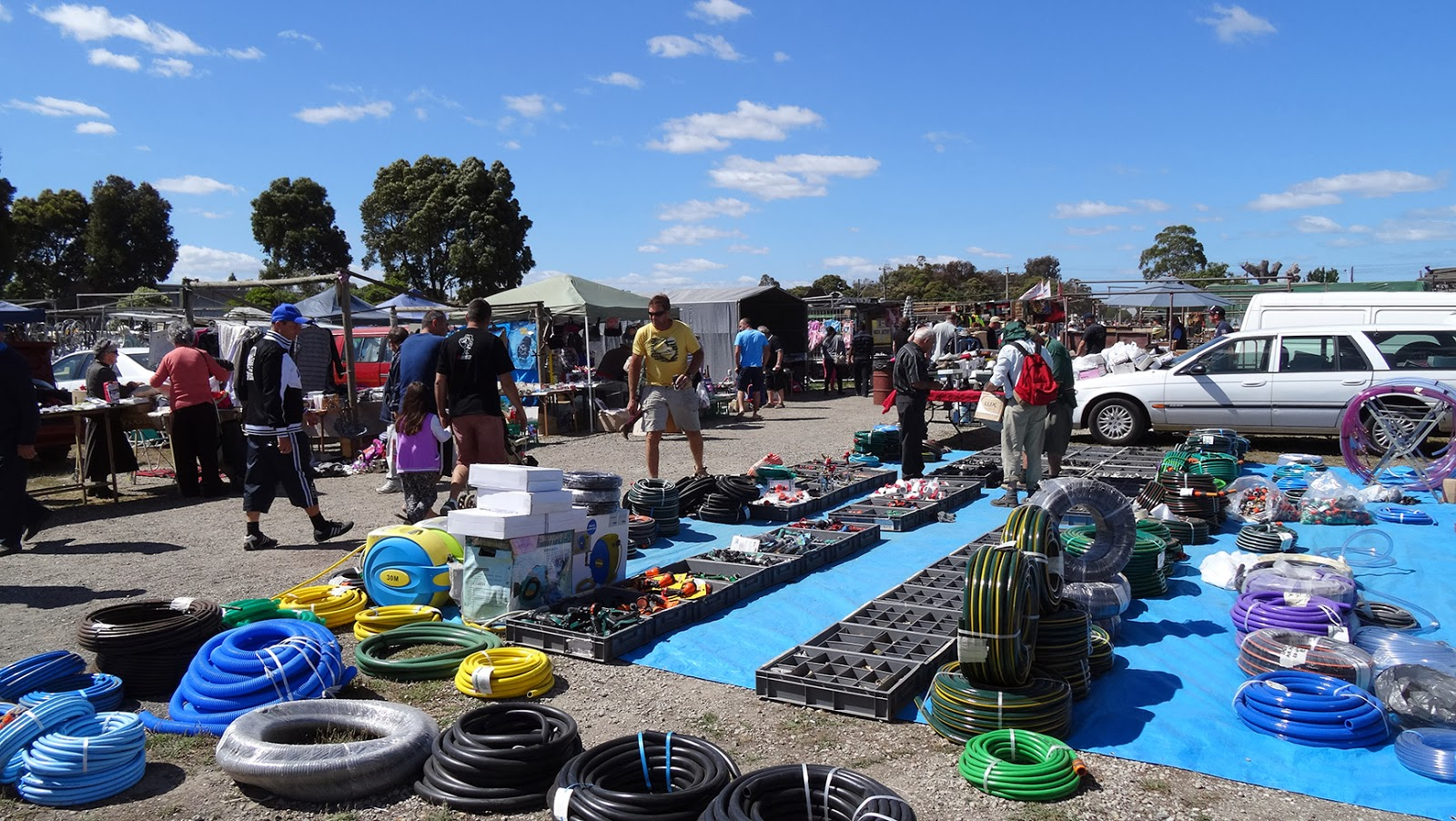 Trash Treasure Australia Pty Ltd The First In Sunday Markets And Largest Operator Of Open Air Chattel