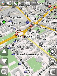 Карта минска для андроид