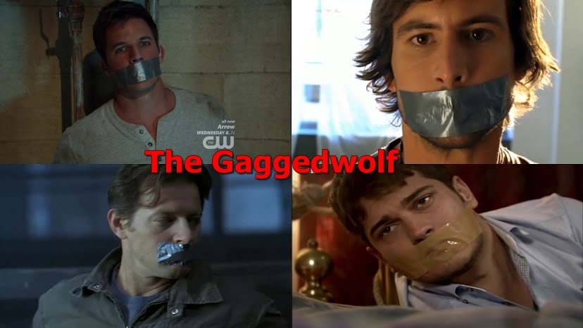 The Cave Gaggedwolf