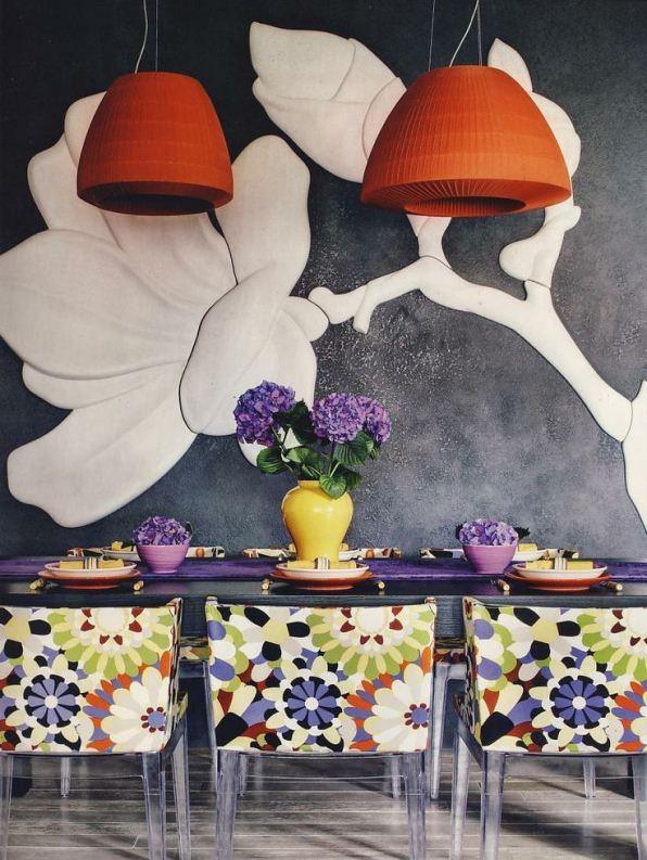 blog decoracion con flores