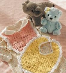 http://www.yarnspirations.com/pattern/crochet/baby-bib
