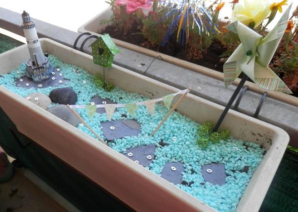 jardinières pour balcon