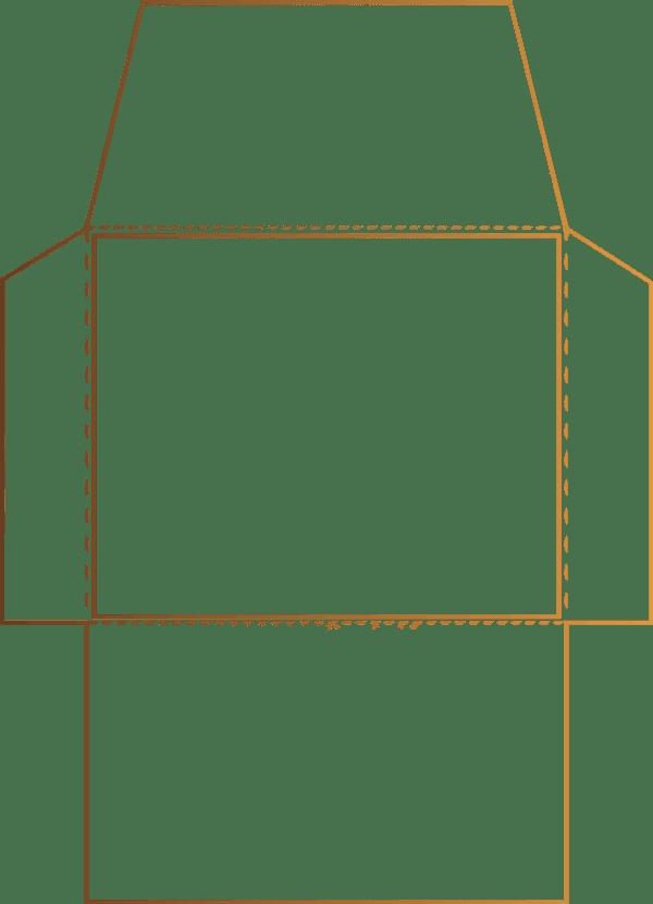 La bolsa de papel: ¿Cómo hacer un sobre de papel?