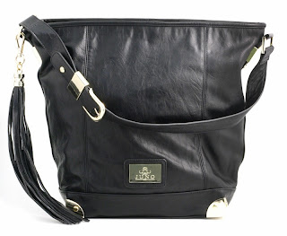 Juno Salvator Tassle Hobo Bag, £45