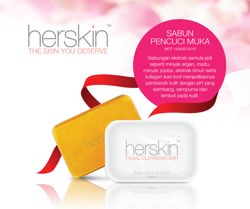 Herskin Cleansing Bar