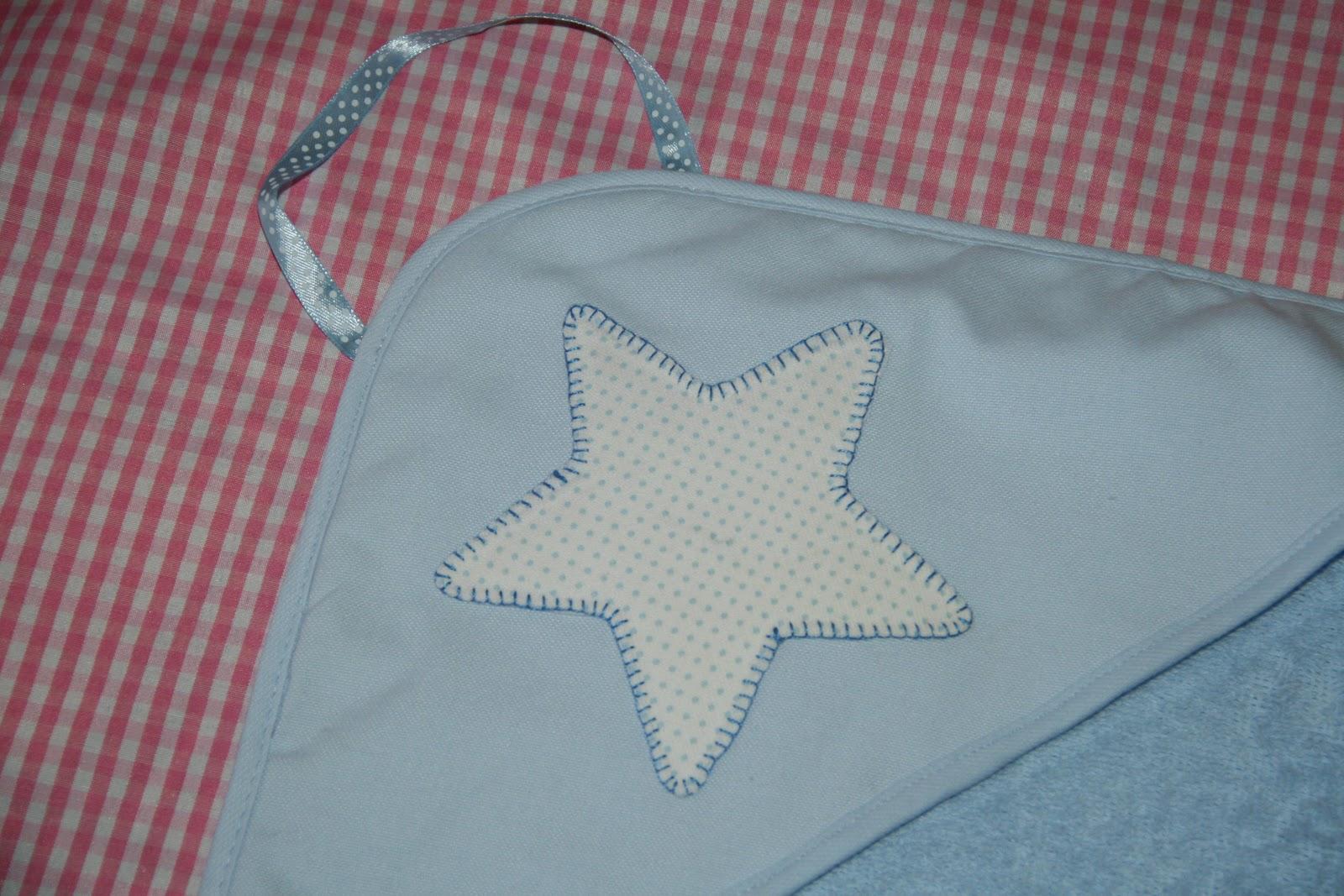 Mundo vichy capa de ba o y mantitas para beb s personalizadas - Capa bano bebe ...