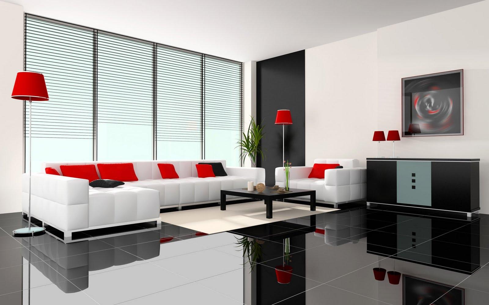 Banco de im genes para ver disfrutar y compartir decoraci n de interiores ideas fabulosas - Outstanding one room apartment decoration in bright white design ...