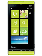 Toshiba Windows Phone IS12T