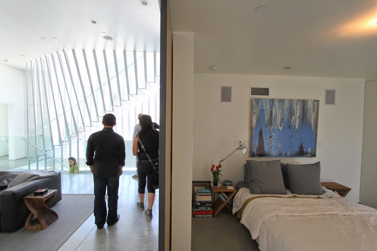 Dwell on Design Home Tours  2014 L.A. West Side