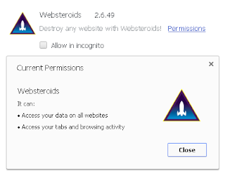 free websteroids removal