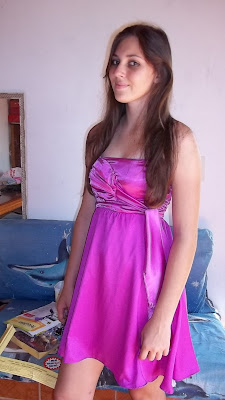 Fashion Good: Vestidos De Cetim 2012 – Fotos E Modelos