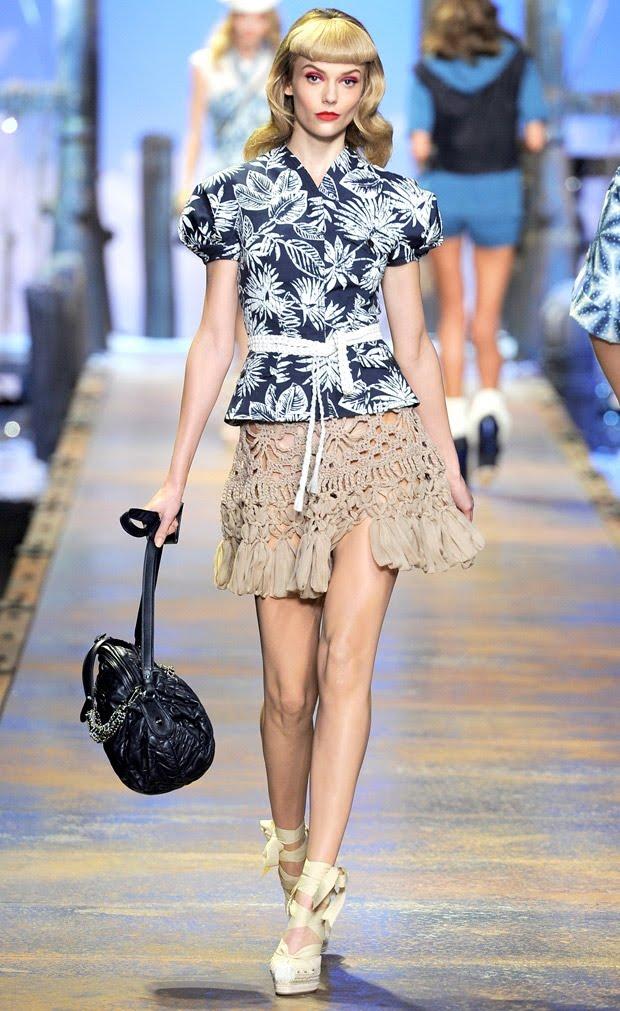 macramesailor Crochet Fashion Trend 2011