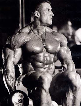 DORIAN YATES hero athlete