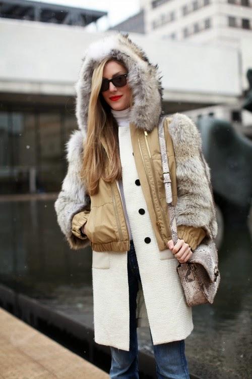 Как сделать зимнюю куртку