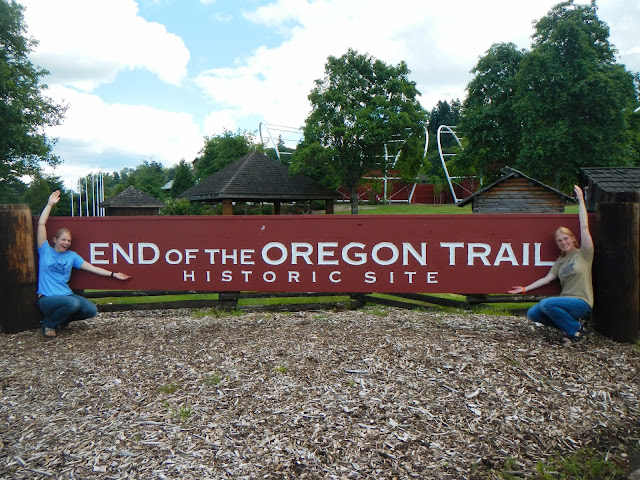 end of the oregon trail historic site