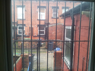View from my kitchen window in Leeds