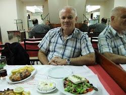 Philosophy, Politics and Greek Salad