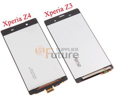 Bocoran LCD Sony Xperia Z4 beredar