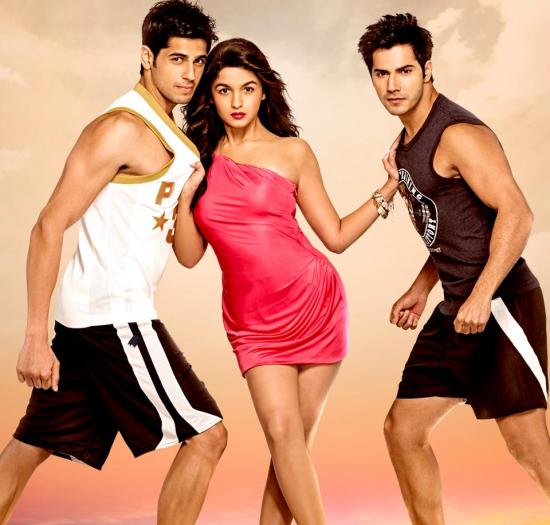 New Still from Student of the Year - Alia Bhatt, Siddharth Malhotra and Varun Dhavan
