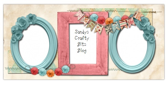 Sandy's Crafty Bits Blog