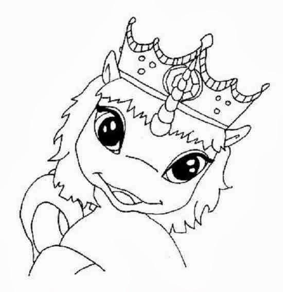 Malvorlagen Filly Kostenlos - Ausmalbilder Filly Pferde - Ausmalbilder für Kinder