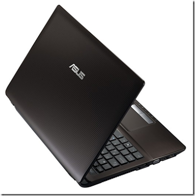 latest Asus K53E-BBR4