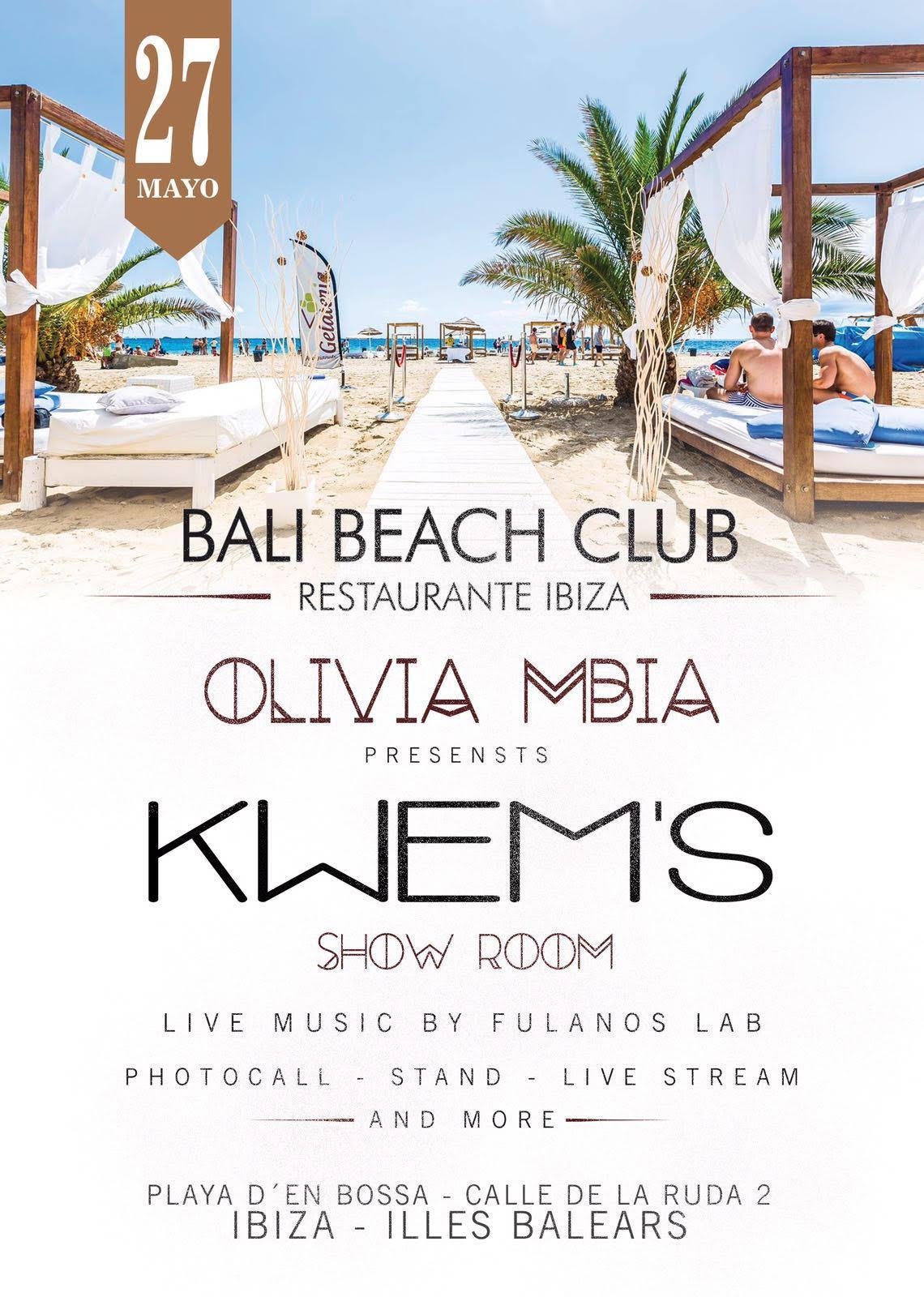 KWEM´S Show Room Ibiza