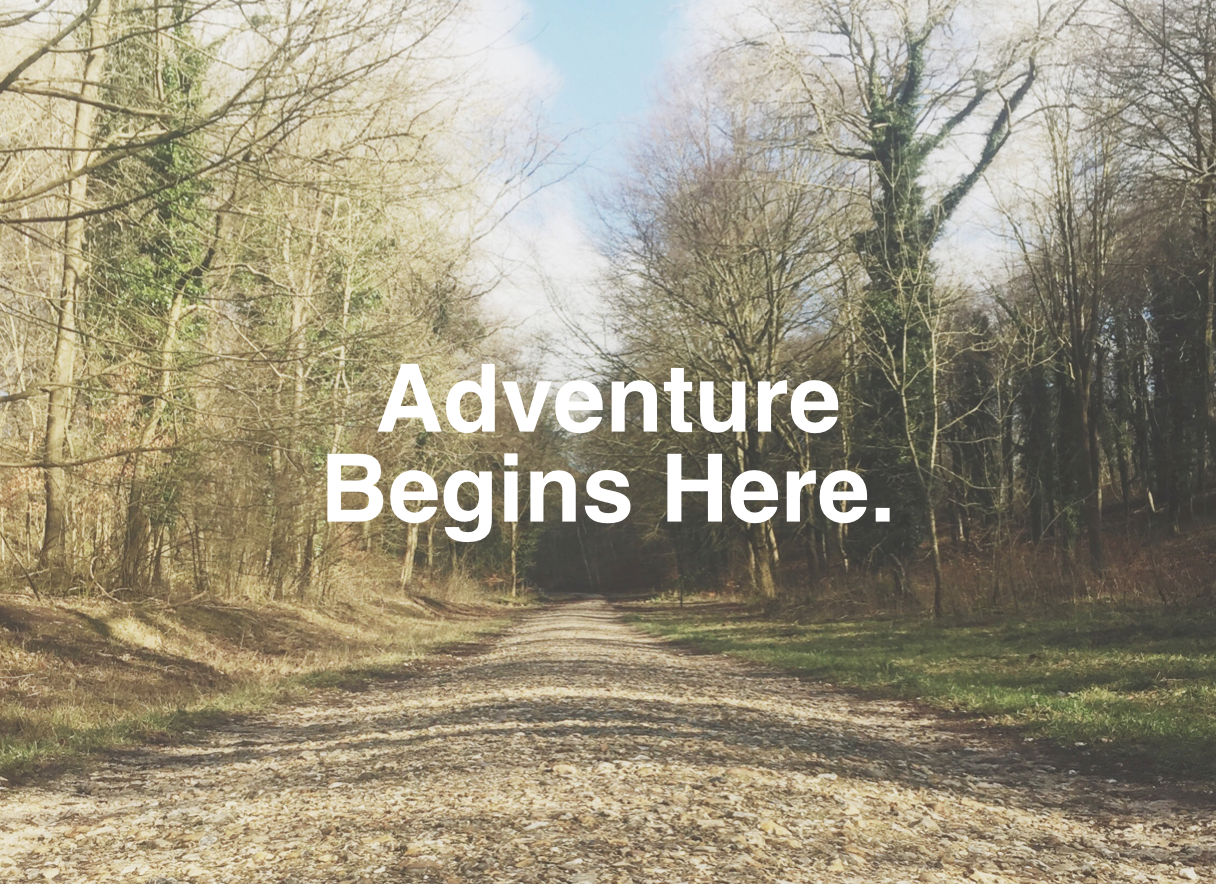adventure begins here essay Adventure quotes from brainyquote, an extensive collection of quotations by famous authors, celebrities, and newsmakers.