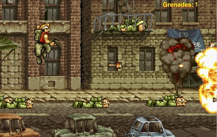 Tek başına savaşan asker oyunu oyna - yalnız başına tüm düşmanlarla savaşan asker oyunu oyna.