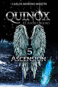 Portada de Quinox 5: Ascensión disponible en Amazon
