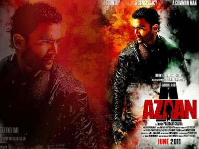 Aazaan (2011) DVD