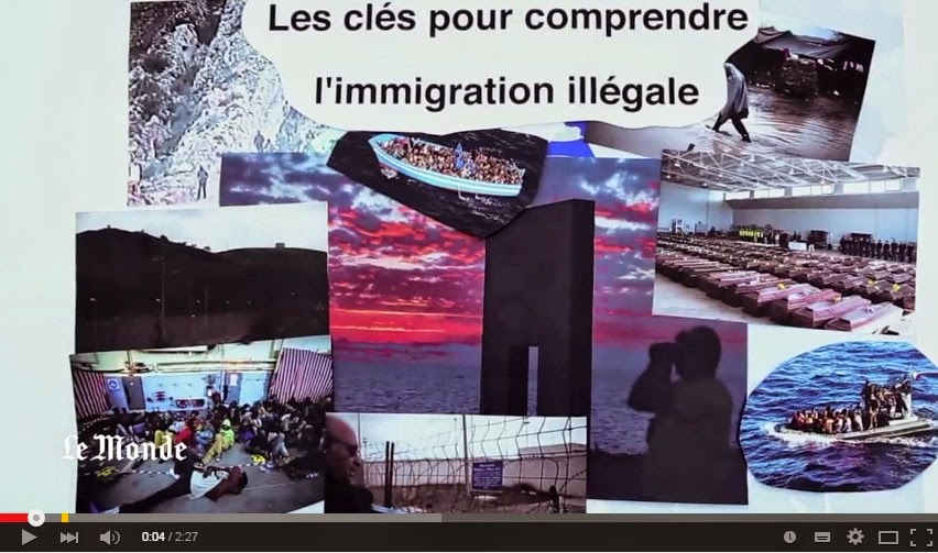 immigration clandestine en Europe