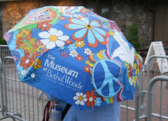 Woodstock Umbrella--bet the kids wished they'd had one in 1969!