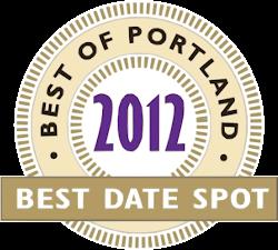 Best Date Spot 2012